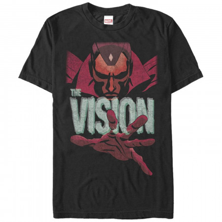 Marvel's The Vision Men's T-Shirt