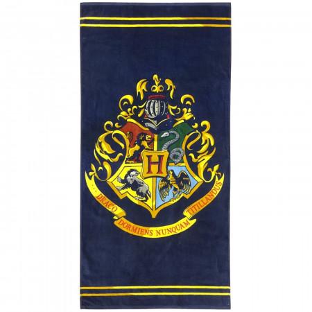 Harry Potter Classic Crest Beach Towel