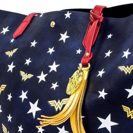 Wonder Woman DC Comics Oversized Tote Bag