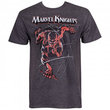 Daredevil Marvel Knights Men's T-Shirt