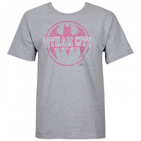 Gotham City University Batman Men's T-Shirt