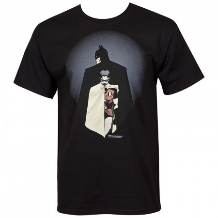 Robin in the Shadow of the Bat Men's T-Shirt