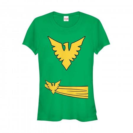 X-Men Phoenix Costume Women's T-Shirt
