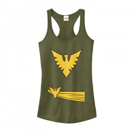 X-Men Phoenix Costume Women's Tank Top
