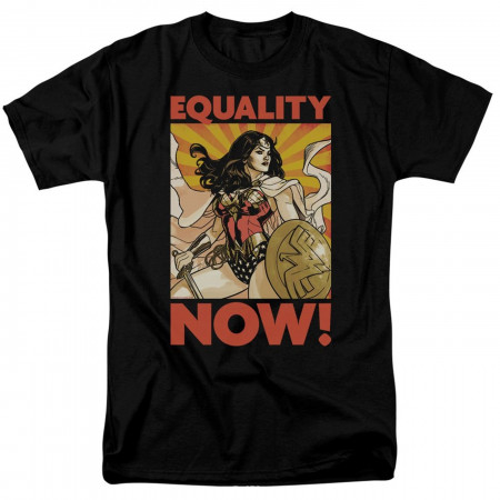 Wonder Woman Equality Now Men's T-Shirt