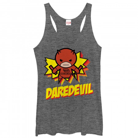 Marvel Daredevil Kawaii Women's Tank Top