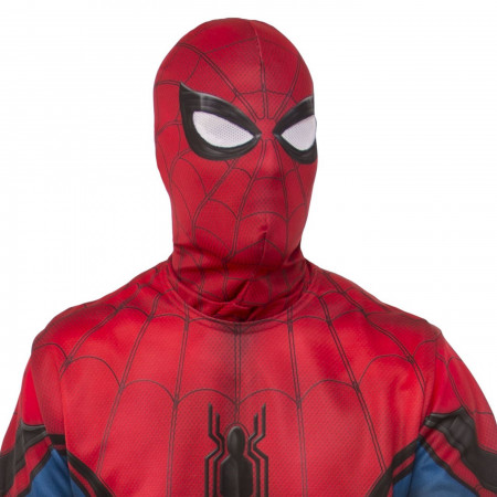 Spider-Man: Far From Home Suit Fabric Mask