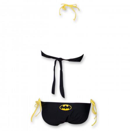 Batman Symbol Monokini Swimsuit