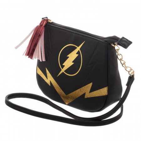 DC Comics Flash Crossbody Bag