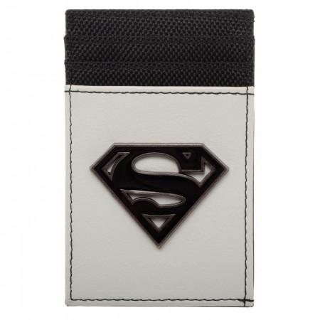 Superman Front Pocket Card Wallet