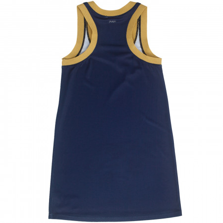 Wonder Woman Warrior Sporty Blue Tank Dress