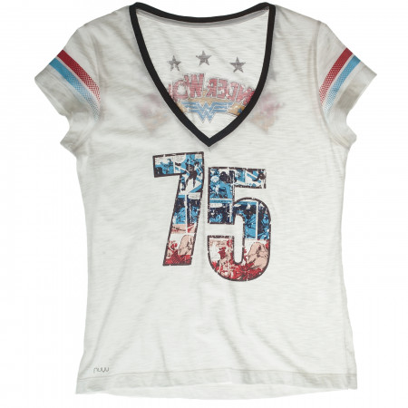 Wonder Woman Limited Edition 75th Anniversary T-Shirt