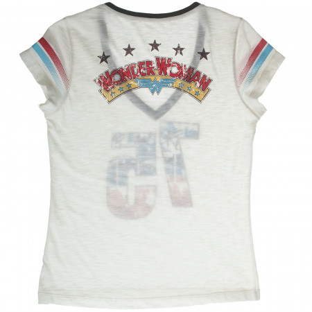 Wonder Woman Limited Edition 75th Anniversary T-Shirt