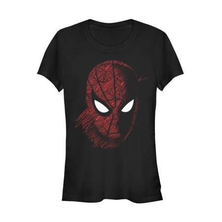 Spider-Man: Far From Home Tech Pattern Women's T-Shirt
