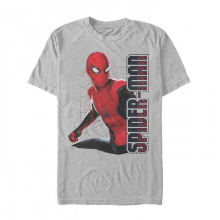 Spider-Man: Far From Home Web Coordinates Men's T-Shirt