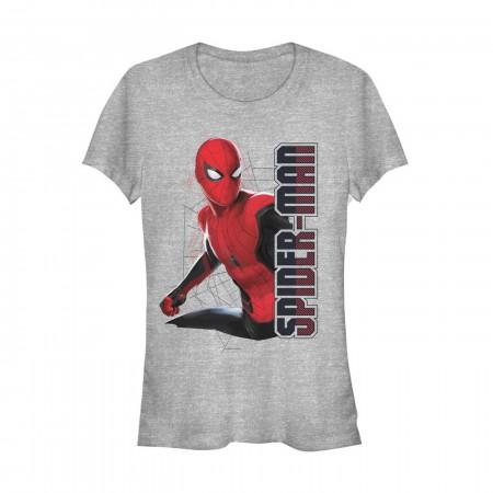 Spider-Man: Far From Home Web Coordinates Women's T-Shirt