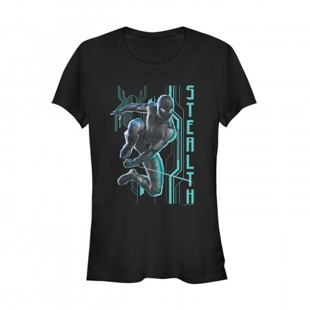 Spider-Man: Far From Home Stealth Tech Women's T-Shirt