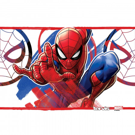 Spider-Man Iconic Stainless Steel Tervis™ Travel Mug With Hammer Lid