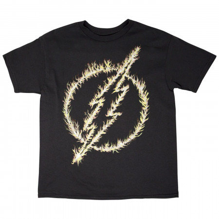 DC Comics Flash Glow Logo T-Shirt