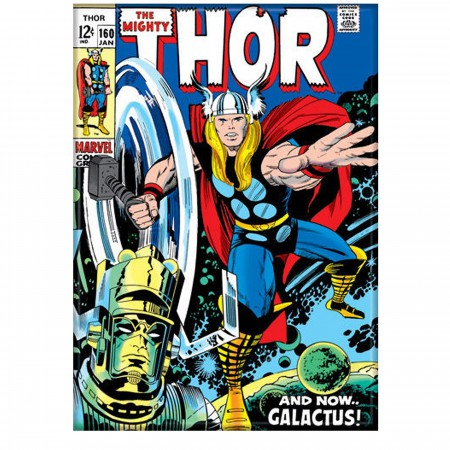 Thor Issue #160 Comic Cover Magnet