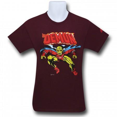 Demon T-Shirt by Jack Kirby