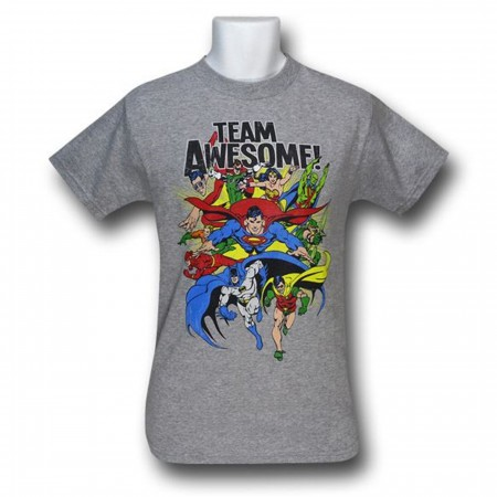 JLA Awesome Team Youth T-Shirt