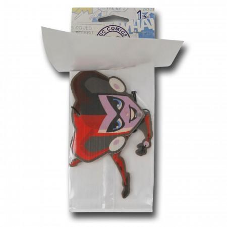 Harley Quinn Wiggle Vanilla Air Freshener