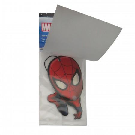Spider-Man Wiggle Vanilla Air Freshener