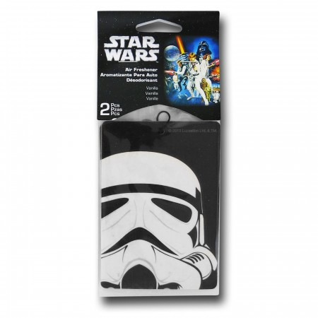 Star Wars Stormtrooper Air Freshener