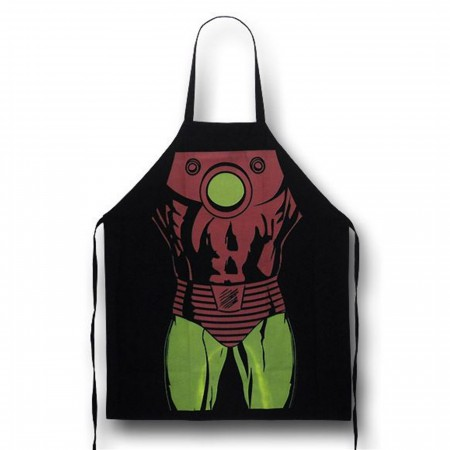 Iron Man Figure Cooking Apron