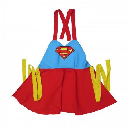 Supergirl Fashion Apron