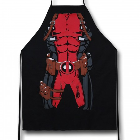 Deadpool Cooking Apron