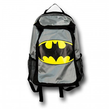 Batman Kids Backpack With Cape