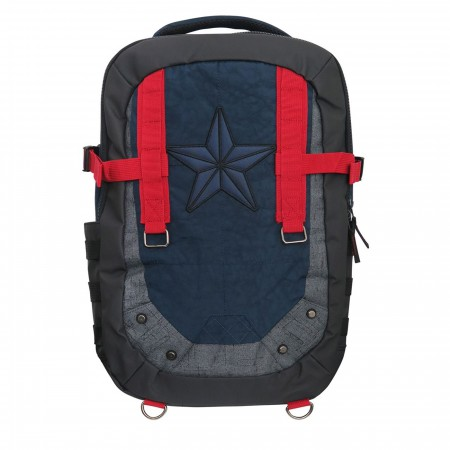 Captain America Nomad Armor Laptop Backpack
