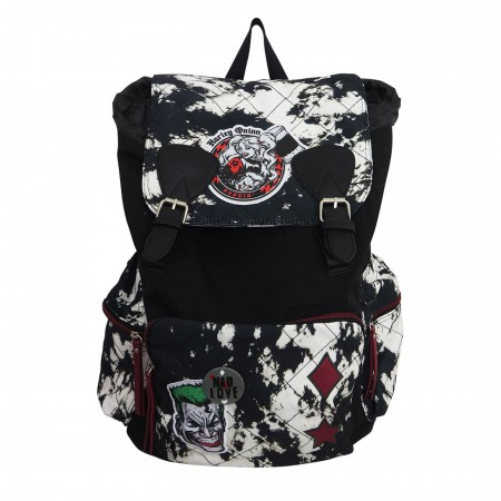 Harley Quinn Better Built Laptop Backpack
