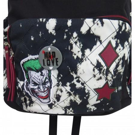 Harley Quinn Better Built Laptop Backpack