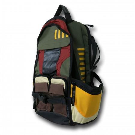 Star Wars Boba Fett Themed Backpack