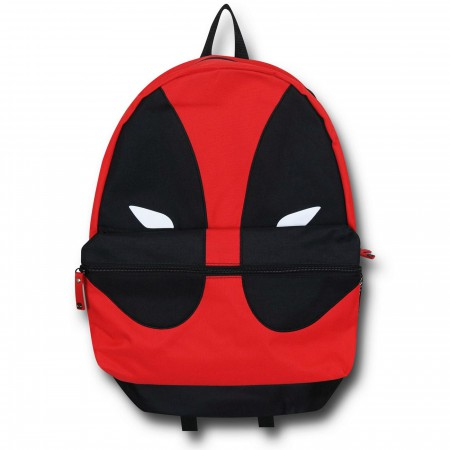 Deadpool Face Backpack