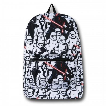 Star Wars Force Awakens Kylo Trooper Backpack