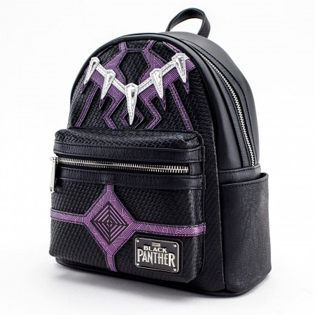 Black Panther Kinetic Energy Suit Mini Backpack