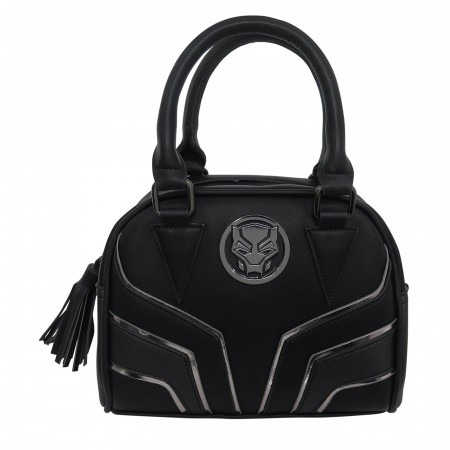 Black Panther Movie Logo Satchel Handbag