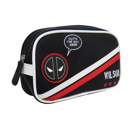Deadpool Wade Wilson Makeup Bag