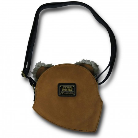 Star Wars Ewok Cross-Body Faux Women's Leather Bag