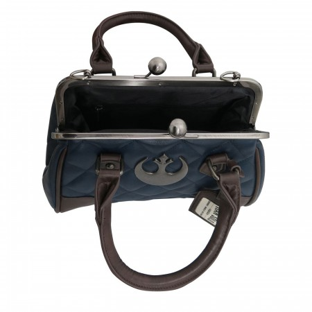 Star Wars Han Solo Hoth Suit Kiss Lock Handbag