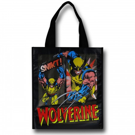 Wolverine Recycled Shopper Tote