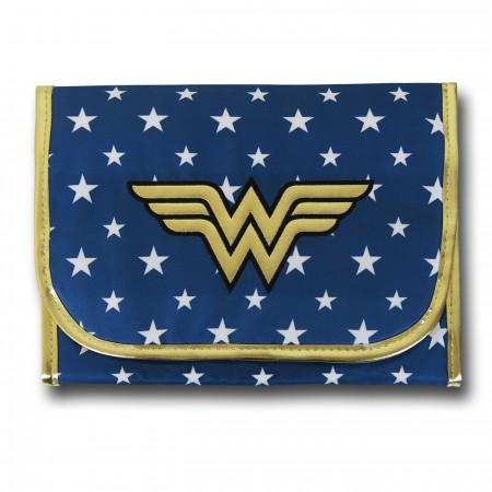 Wonder Woman Cosmetic Bag
