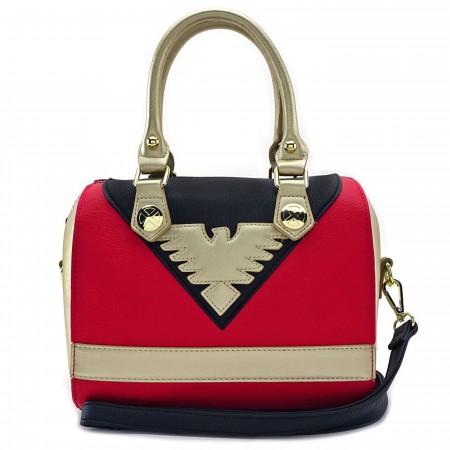 X-Men Dark Phoenix Handbag with Shoulder Strap