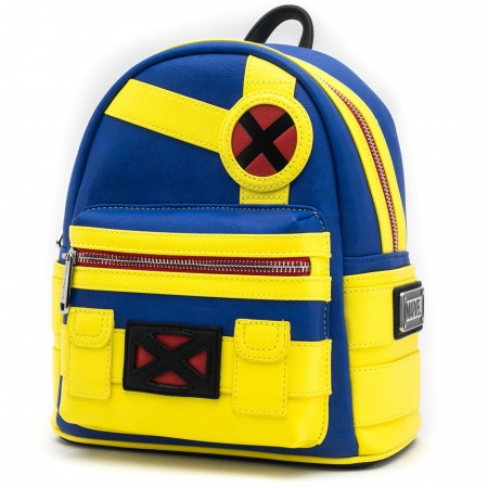 X-Men Cyclops Cosplay Mini Backpack