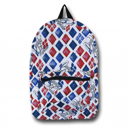 Suicide Squad Mad Love Backpack