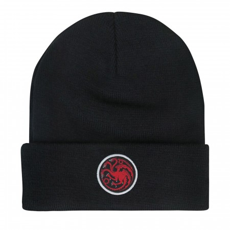Game of Thrones House Targaryen Beanie